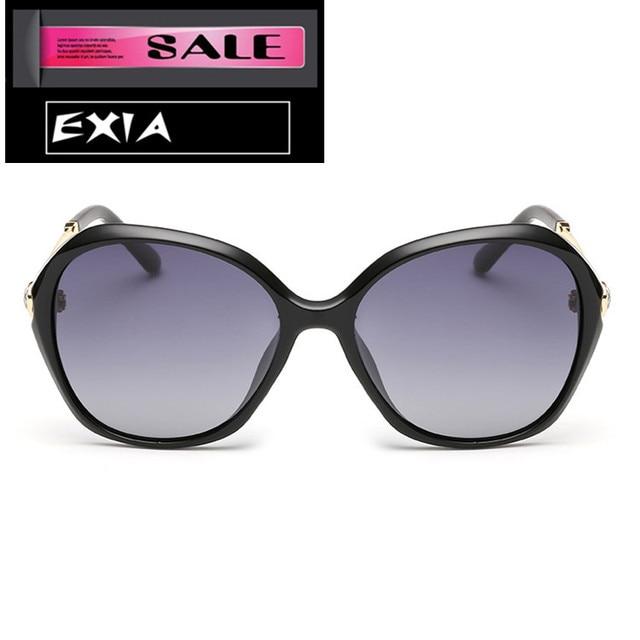 de66237b246 Fashion Sunglasses for Women Polarized Sun Lenses Can be with Prescription  Lenses Myopia EXIA OPTICAL KD-2519 Series