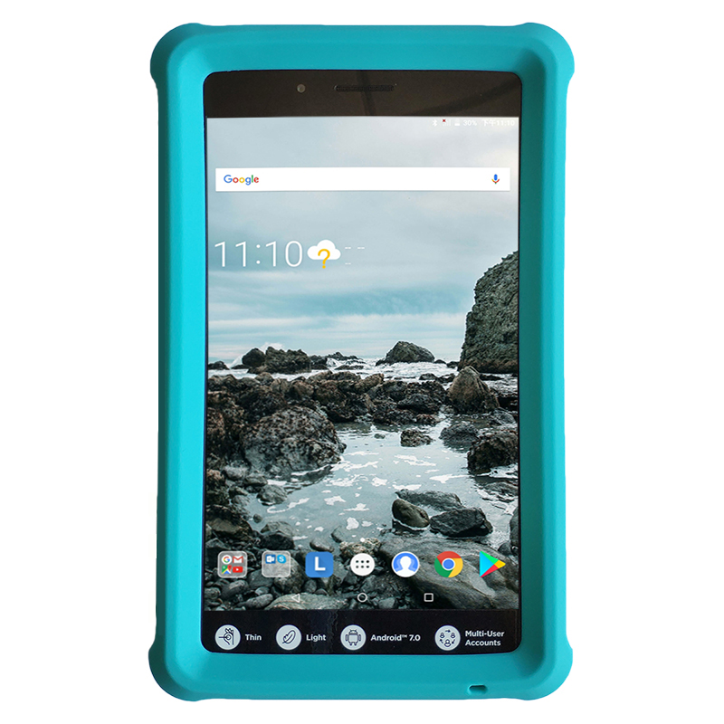 MingShore Tab 3 7 Essential TB3-710F Silicone Shockproof Tablet Cover For Lenovo Tab3 7 Essential TB3-710F/I 7.0 Rugged Case 2016 newest litchi grain stand pu leather case for lenovo tab 3 7 0 710 essential tab3 710f tablet case flip cover film stylus