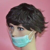 100pcs Pack Anti Fog Surgical Face Masks Fluid Liquid Shield Dental Surgical