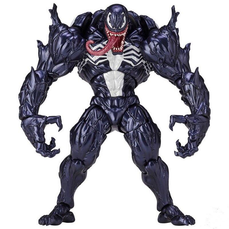16 cm X-men Deadpool Figure No.173 001 Variante mit waffe 18 cm No. 003 Venom Bewegliche Super Heroes Action-figuren Kinder Diy Geschenk Spielzeug