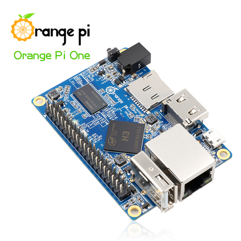 US $9 99 |Aliexpress com : Buy Orange Pi One H3 512MB Quad core Support  ubuntu linux and android mini PC from Reliable orange pi one suppliers on