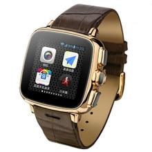 Android 5.1 Smart Watch Phone Bluetooth 4.0 Smartwatch 3 Г Wi-Fi интеллектуальные Часы GPS 1.3 Г Двухъядерный GSM CDMA Sim Камеры MP3 IP67
