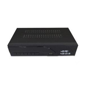 Image 3 - DVB T2 지상파 디지털 수신기 지원 H.265/HEVC DVB T h265 hevc dvb t2 뜨거운 판매 유럽 체코 공화국 DVB T2 셋톱 박스