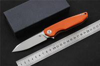 High Quality CH3004 Survival Folding Knife D2 Blade CNC G10 Handle Outdoor Camping Hunting Fruit Pocket