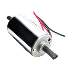 300W 12000RPM Chrome CNC Air Cool Brush Spindle Motor DIY