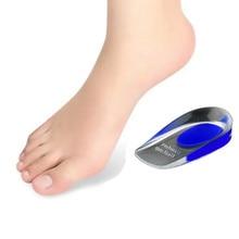 Силиконовая полоска от натирания на пятку подушечки стельки массирующие ортопедические стельки для ног унисекс аксессуары для обуви гелевые стельки для обуви