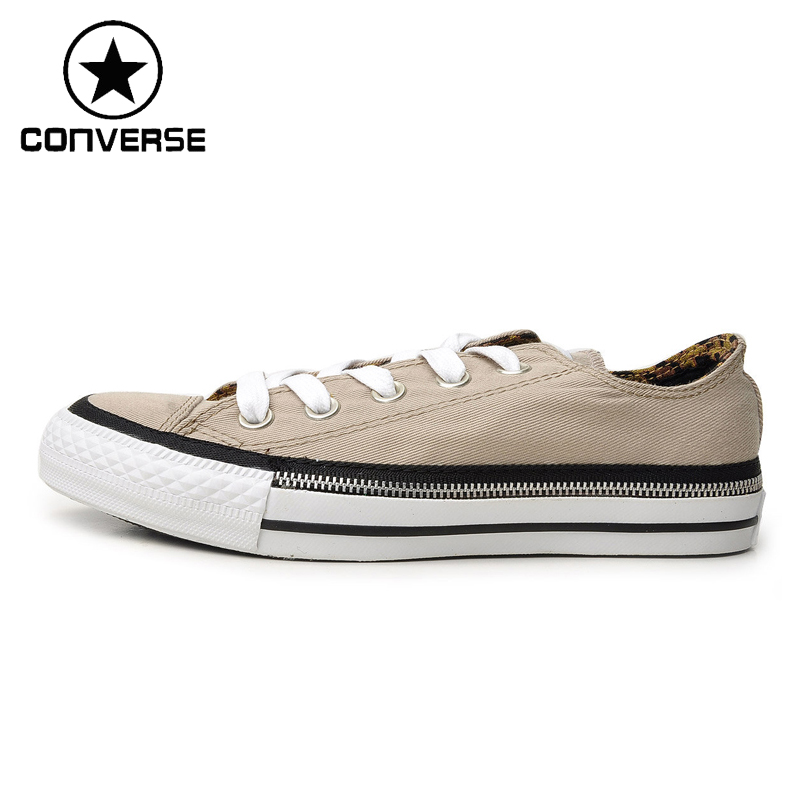 Prix pour D'origine Converse Unisexe Planche À Roulettes Chaussures Toile Sneakers