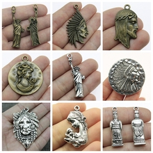 Indian Jewelry Madonna Mix Queen Charms For Making Diy Craft Supplies Women All Handmade Accessories