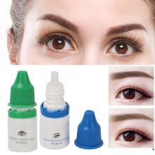Eyelash Growth For Professionals 2 Types 3ml Liquid Longer Fuller Thic