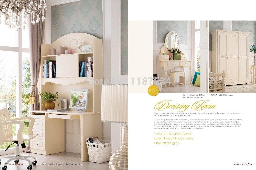 8001 современной мебели для спальни деревянная комод туалетный столик комод шкаф