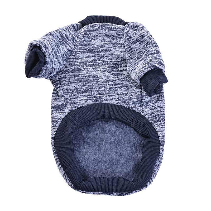 Одежда для собак для маленьких собак мягкий свитер для Собаки Одежда для собак зимняя одежда классическая одежда для собак Ropa Perro