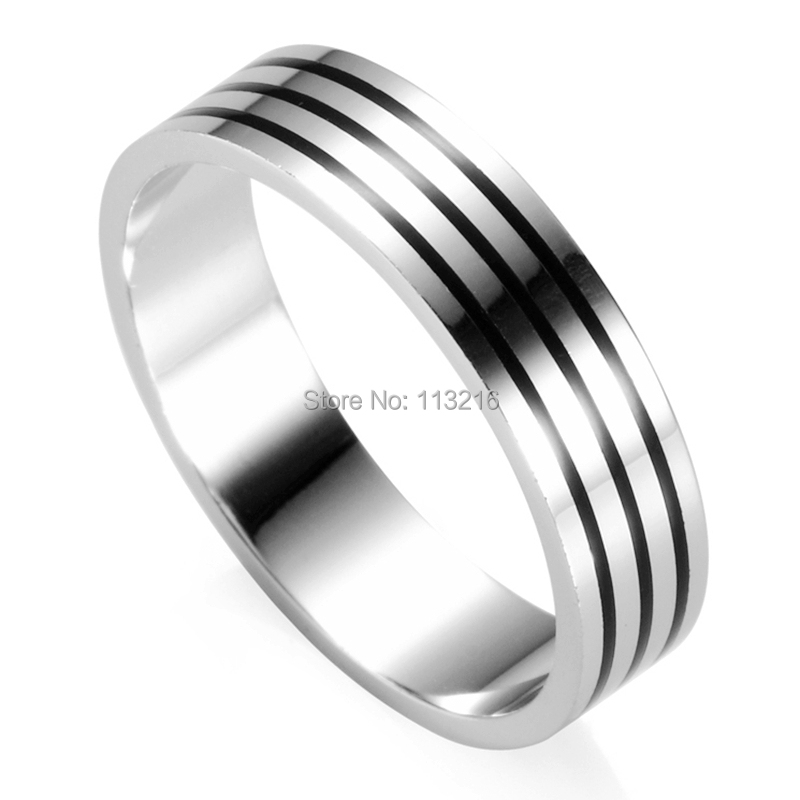 Eulonvan Free shipping Recommend Black enamel First class products 925 sterling Silver ring S--3782 sz#8 9 10 11 black ring men