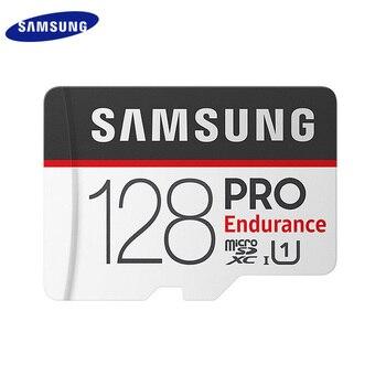 SAMSUNG Pro Endurance Micro SD Card Class 10 Memory Card With Adapter 32GB 64GB 128GB SDHC SDXC TF Card Flash Card