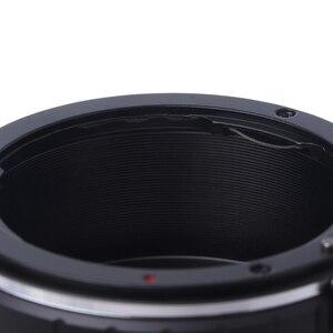 Image 5 - Wysokiej jakości OOTDTY PK FX Adapter obiektywu do obiektywu Pentax K PK do aparatu fotograficznego Fujifilm X X Pro1