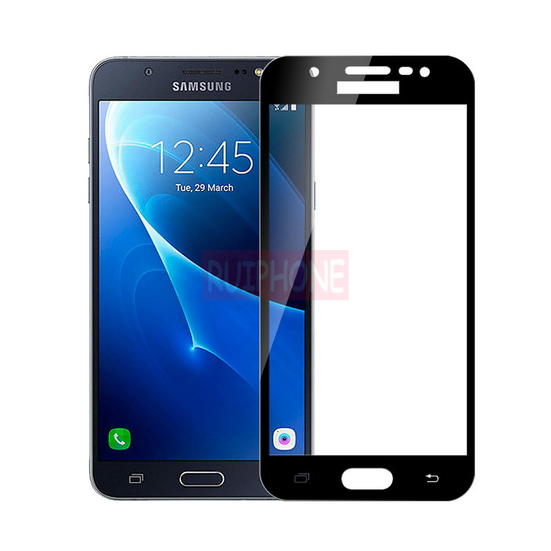 Tempered <font><b>Glass</b></font> For <font><b>Samsung</b></font> Galaxy J3 <font><b>J5</b></font> J7 2017 2016 A3 A5 2017 on <font><b>J5</b></font> J7 J2 Prime Screen Protector Case Full Cover Protective image