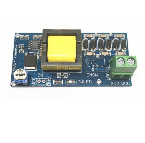 5v To 12v Boost Converter Circuit Or Higher Eleccircuitcom