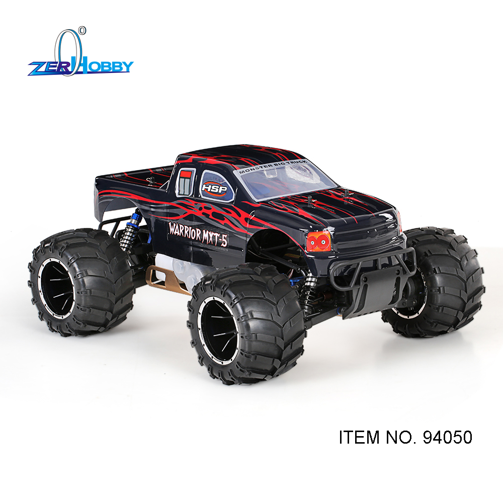 HSP SHELETON 1/5 rc car 4wd gas monster truck rc racing car 30cc engine (item no. 94050) rc car hsp skeleton 1 5 gas truck 4wd off road monster 30cc engine item no 94050