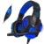 PLEXTONE Luz LED Gaming Auriculares con Micrófono Estéreo Para Auriculares Auricular Sobre la oreja Ruido Cancelar para IOS Android Smartphone Tabla PC