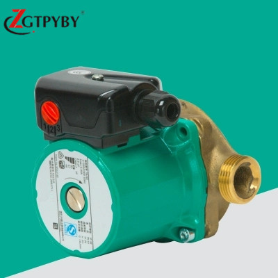 ФОТО Household Automatic Water Pressure Booster Pump Solar Water Pumps 100W Booster Pump  Electric protection Plug