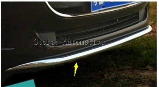 Peugeot 207 Front Bumper Grille Upper Black Section No Chrome Trim Standard