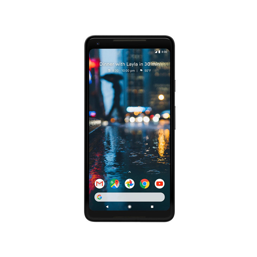EU Version Google Pixel 2 XL 4G LTE 4GB RAM 64GB/128GB ROM Mobile Phone 6.0 Snapdragon 835 Octa Core Fingerprint Smart Phone image