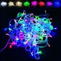 10M 20M 30M 50M 100M AC 110V 220V LED String Fairy Light Christmas Tree Decoration Lamp