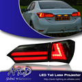 One-Stop Shopping Styling para Corolla Luzes Da Cauda 2014 Novo Corolla Altis LED Cauda Luz Traseira Lamp DRL + freio + Parque + Sinal
