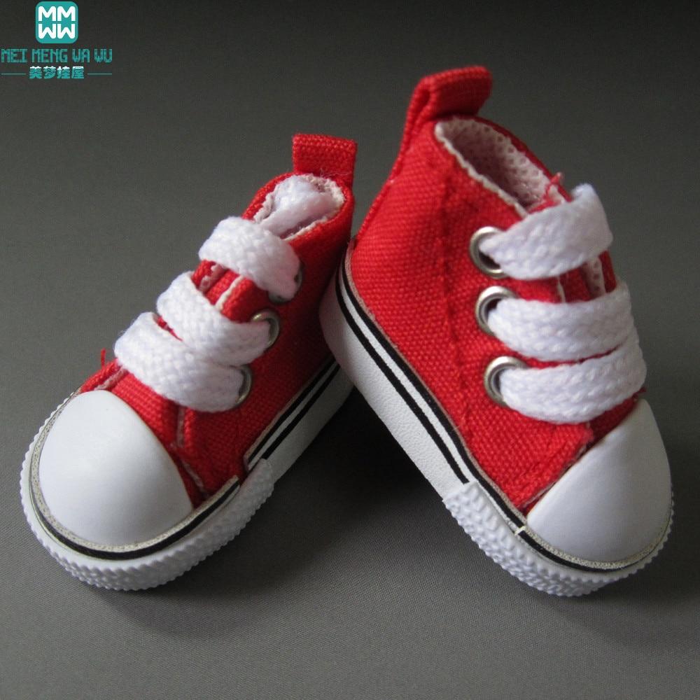 5cm doll Shoes fits1 / 6 bjd doll mini - Boneka dan mainan lunak - Foto 3