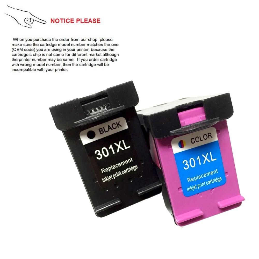 Zeigen tintenstand chip für HP301 HP 301 tintenpatrone für HP301XL DeskJet 1050...
