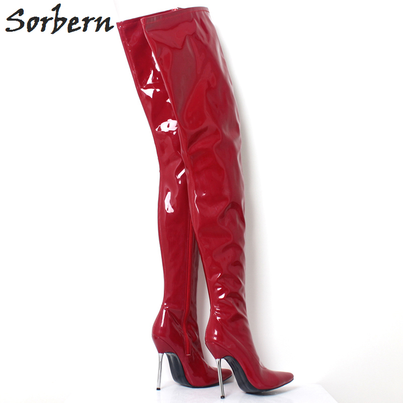 398ebfccac30 Sorbern Clear Plastic Transparent PVC Pump Club Party Pump Shoes Woman  Custom Color Foot Wear Designer Shoes Women High HeelsUSD 67.15 pair