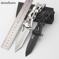 2017 New Hot Sale Promotion Knives Fawn Self Defense Mini Pocket High Hardness Knife With Wild