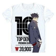 Anime Haikyuu t shirt cosplay kageyama tobio Hinata Syouyou summer tees