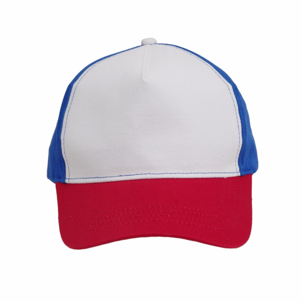 Stranger Things Drama Cosplay Dustin Snapback Caps Baseball Mesh Trucker  Cap Hat Adjustable Halloween Costume for Man Woman Kids-in Boys Costume  Accessories ... 0796d898d422
