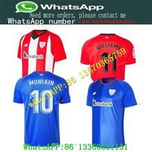 659dbf2bb 3aaa+Thailand Quality 18 19 Athletic Bilbao Club Home soccer jerseys 2018 19  Aduriz Williams
