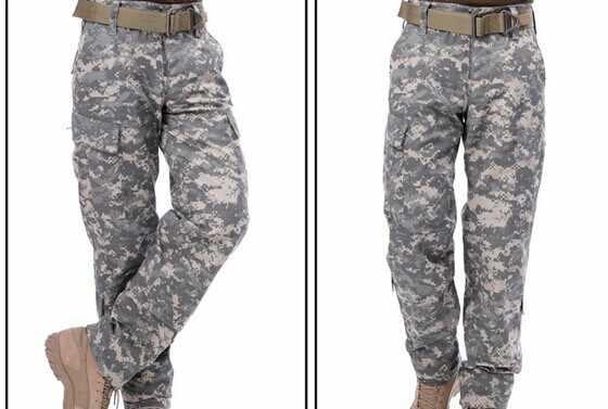Kamuflase Militer Gurun Celana Overall Cp Acu Digital Penggemar Tentara Untuk Celana Training Fan Hub Pants Bracefan Pc Aliexpress