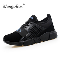 Mens Trendy Sneakers Summer Athletic Mens Shoe Store Breathable Boys Sports Shoes Brands Hot Sale Brand
