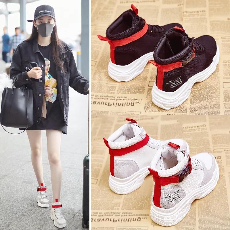 Shoes Women Commentaires à Dumoo propos Sneakers de New Détail qf61Yw8xY