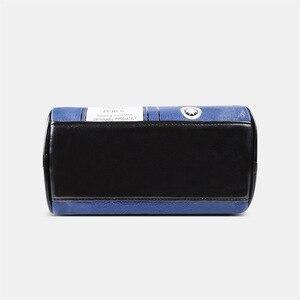 Image 3 - Mysterious Dr. handbag Doctor Who Bag TARDIS Mini Satchel and Metal Charm Keychain Shoulder bag Lady Messenger bag