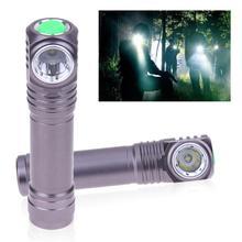 Waterproof Practical 3 Modes Pen Clip Magnet Torch Flashlight Outdoor Aluminium Alloy Hunting Lighting Tool