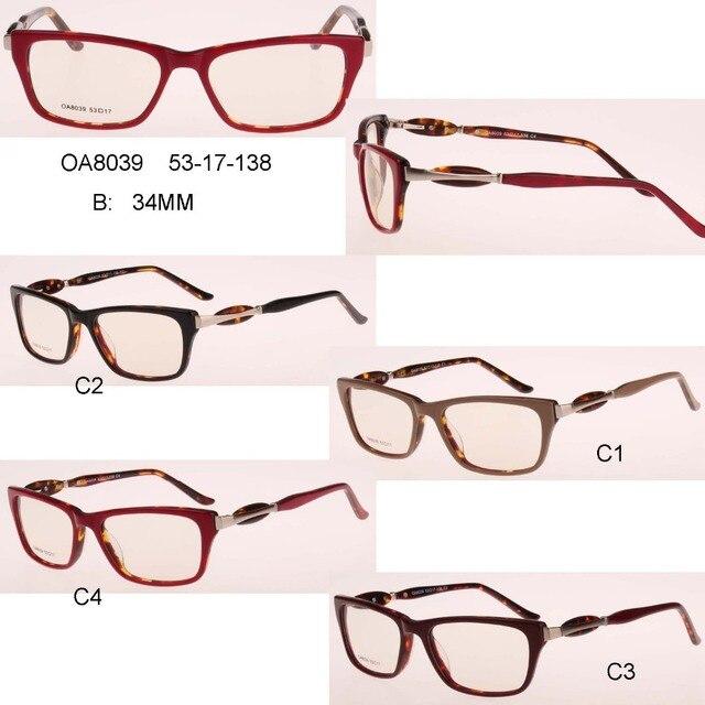 Marcas очки ацетат очков женщин очки фирменная конструкция Ретро круглый оптических стекол мужчины оправы джонни депп очки