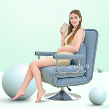X1 многофункциональное Офисное Кресло Складная гостиная диван-кровать 5-Шестерни регулировки компьютер кресло-качалка 360 градусов вращение