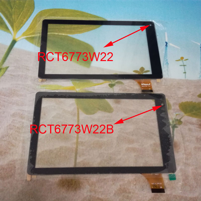 replacement 7 inch for RCA VOYAGER ll Model RCT6773W22B RCT6773W22 tablet pc touch screen digitizer glass touch panel sensor original new genuine 11 6 inch tablet touch screen glass lens digitizer panel for hp x360 310 g1 replacement repairing parts