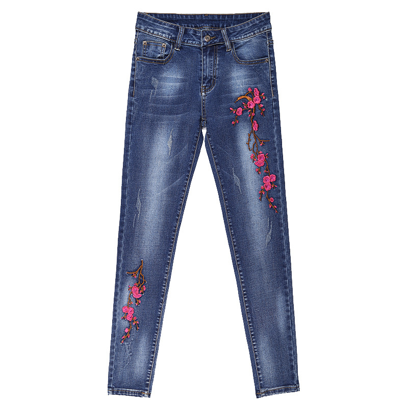 2018 Autumn Womens Jeanss