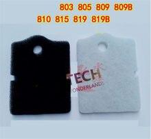 Высококачественный Биохимический хлопковый аквариумный фильтр для JEBO 803 805 810 809 815 819 809B 819B внешний фильтр