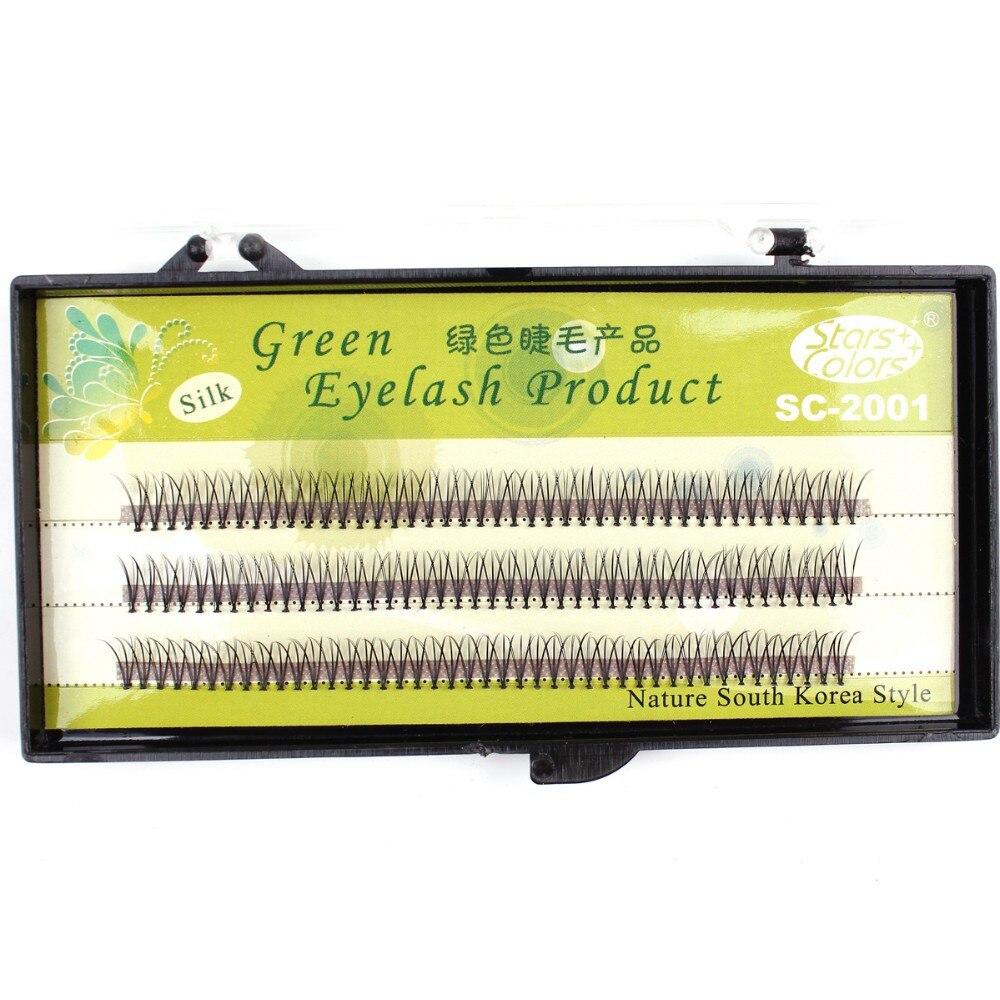 f2c53183660 Black Natural Thick False Fake Eyelashes Eye Lashes Makeup Extension Beauty Tools  Free Shipping