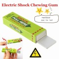 April Fool Day Funny Electric Shock Chewing Gum Halloween Joke Toys Gift