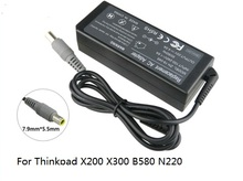 20V four.5A 90W 7.9X5.5MM for Lenovo Thinkpad x200 X300 Z60T Z61T B580 N220 Z230U laptop computer energy ac adapter charger