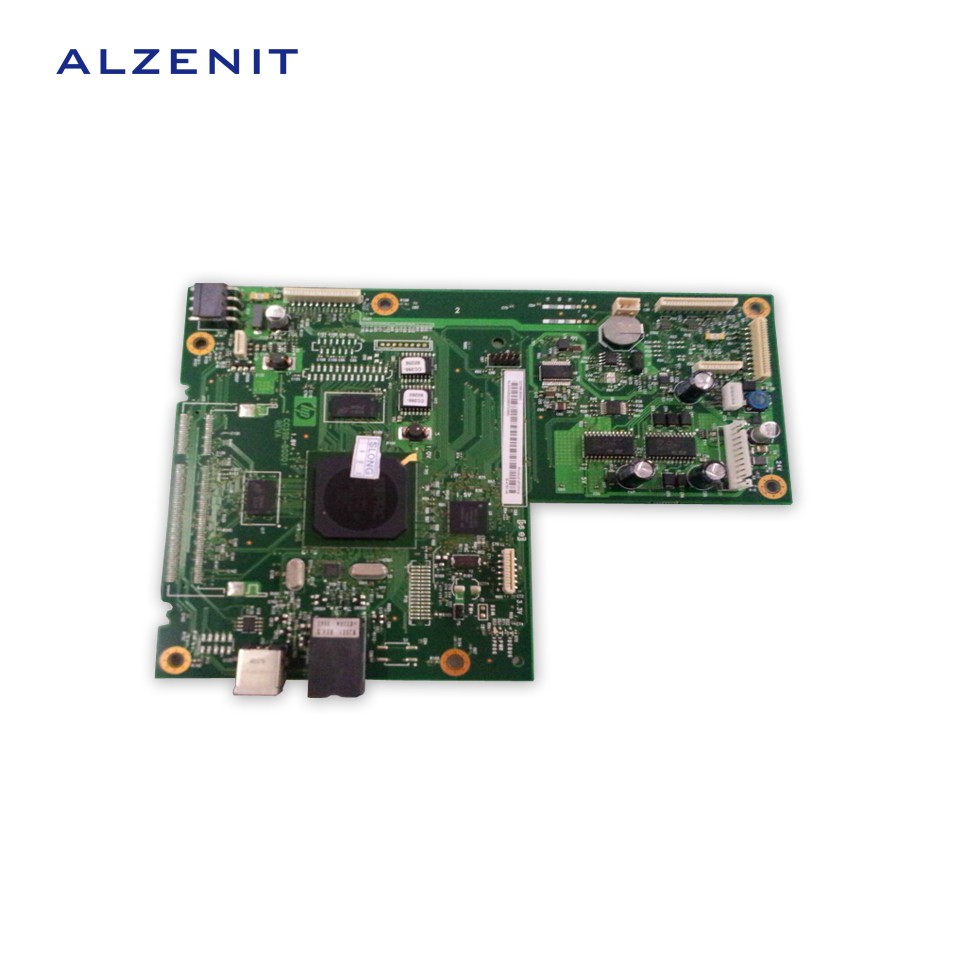 For HP 1312 CM1312 CM1312NF CM1312NFI 1312NF 1312NFI Original Used Formatter Board CC398-60001 Laser Printer Parts On Sale formatter pca assy formatter board logic main board mainboard mother board for hp m775 m775dn m775f m775z m775z ce396 60001