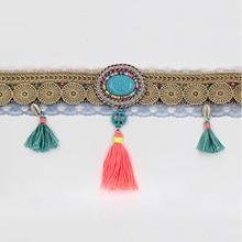 Woman Tassel Bohemian Belt