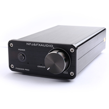 NFJ & FXAUDIO FX502S PRO HIFI 2.0 مضخم صوت رقمي عالي الطاقة منزلي صغير احترافي TPA3250 NE5532 * 2 70 واط * 2